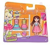 Mattel CGJ02 - Polly Pocket Set Moda Púrpura