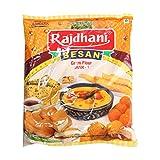 #8: Rajdhani Gram Flour - Besan Grade 1, 500g Pouch