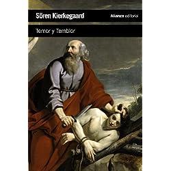 Temor y temblor (El Libro De Bolsillo - Filosofía)