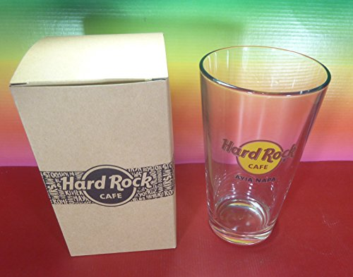 hard-rock-cafe-ayia-napa-cyprus-cipro-2016-pint-glass-hrc-brand-newjust-opened