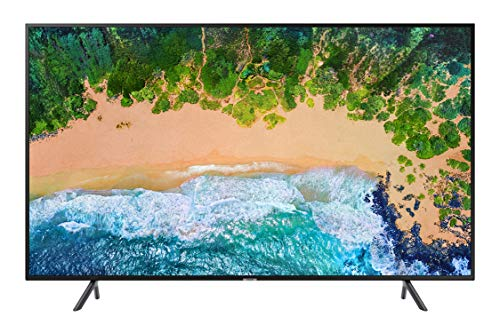 Samsung NU7179 123 cm (49 Zoll) LED Fernseher (Ultra HD, HDR, Triple Tuner, Smart TV) [Modelljahr 2018] (3d-led-smart-tv Samsung 55)