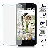 Guran® Bildschirmschutz Glasfolie für Doogee X3 Smartphone Screen Display Hartglas Schutzfolie Film