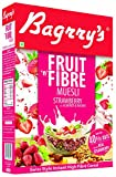 #1: Bagrrys Fruit N Fibre Muesli, Strawberry, 500g