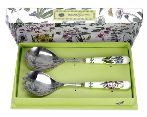 Portmeirion Botanic Garden Salad Server Set by Portmeirion -