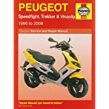 Peugeot Speedfight, Trekker (TKR) and Vivacity Service and Repair Manual: 1996 to 2008 (Haynes Service and Repair Manuals)