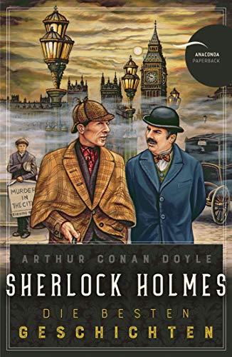 Buchseite und Rezensionen zu 'Sherlock Holmes - Die besten Geschichten' von Arthur Conan Doyle