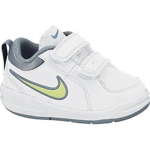 Nike Unisex Baby Pico 4 (Tdv) Sneaker, Gris (Cool Grey / White-Wolf Grey), 22 EU (Nike Schuhe Für Baby-mädchen-größe 4)
