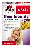 Doppelherz Aktiv Haar Intensiv, 30er, 3er Pack (3 x 17,4 g)