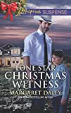 Lone Star Christmas Witness (Lone Star Justice) (English Edition)