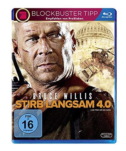 Bild von Stirb langsam 4.0 [Blu-ray]