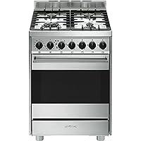 Amazon It Cucina A Gas Smeg Casa E Cucina