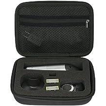 Funda de transporte rígida para Philips OneBlade Pro QP6520/30 - Recortador de barba de CO2CREA