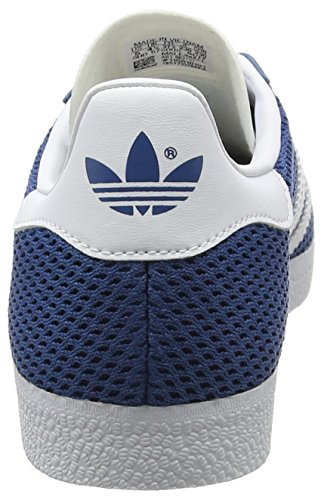 adidas Gazelle, Sneaker Unisex-Adulto Blu (Core Blue/footwear White/core Blue)