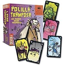 Devir - La Polilla Tramposa, juego de mesa (BGPOLI)
