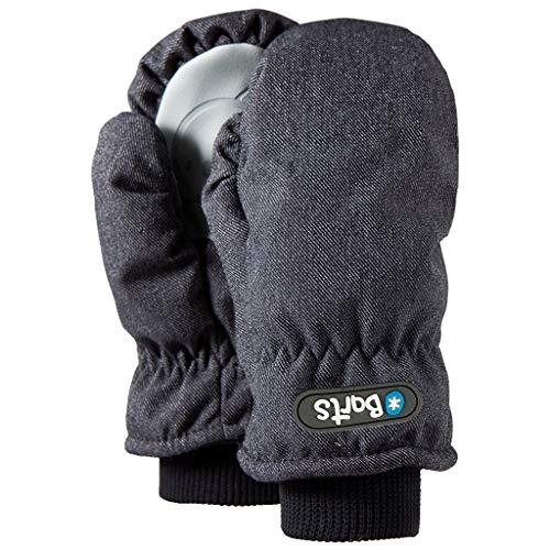 Barts Unisex Baby Handschuhe Nylon Mitts, Mehrfarbig (Denim 38), One Size