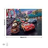 Disney Cars Lightning McQueen Hooks Leinwand Bilder (PPD07O1FW)