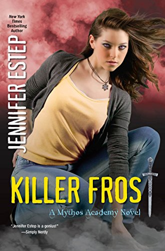 Killer Frost (Mythos Academy Novels)