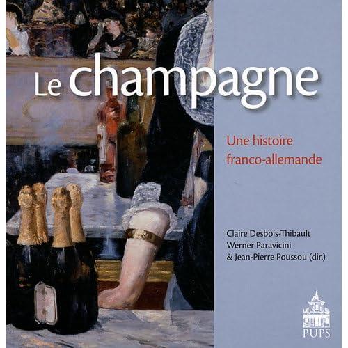 Le champagne : Une histoire franco-allemande