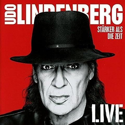 Stärker Als die Zeit-Live (Udo Lindenberg Cds)