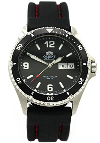 Orient 5Deep Automatic Diver Day Date Mako II Diving Watch Men's Watch AA02001