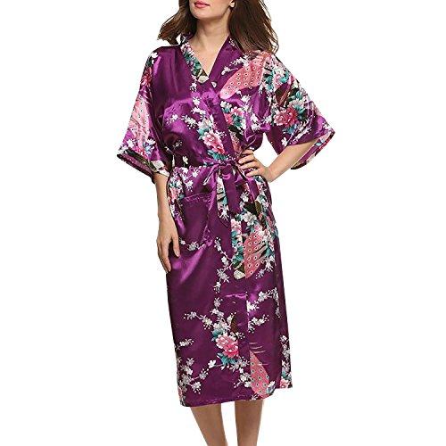 dolamen-donna-kimono-vestaglia-pigiama-sleepwear-raso-di-seta-del-pavone-e-fiori-robe-accappatoio-da