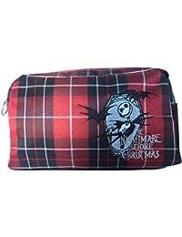 The Nightmare Before Christmas - Bolsa de aseo  multicolor negro, rojo