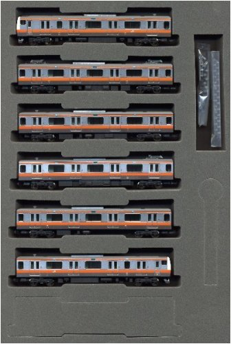 JR Series E233 [Chuo Line - Unit H] (6-Car Set: A)