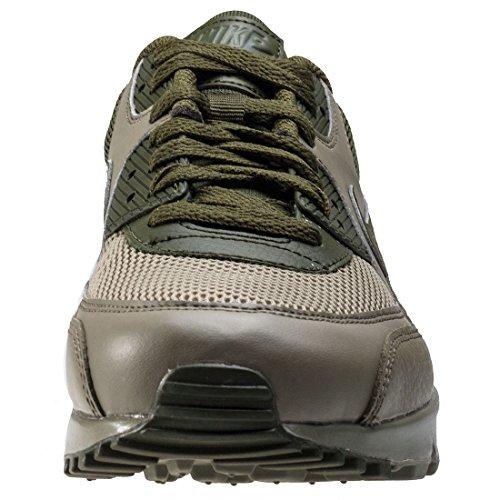 Nike Herren Air Max 90 Essential Low-Top Grün (Trooper/legion Green/trooper)