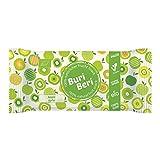 papagrin Buri Beri Apfel 10g (bio, roh, vegan) Fruchtleder Fruchtsnack
