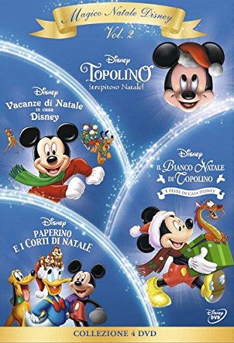 Cofanetto Magico Natale Disney - Volume 2 (4 DVD)