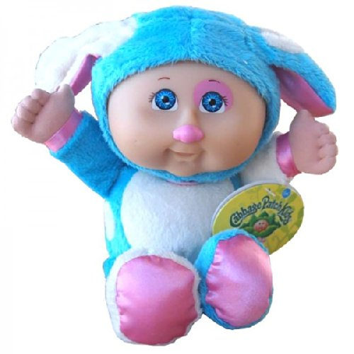 cabbage-patch-kids-cuties-puppy-cerca-de-23-cm-rara