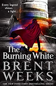 The Burning White: Book Five of Lightbringer (English Edition)