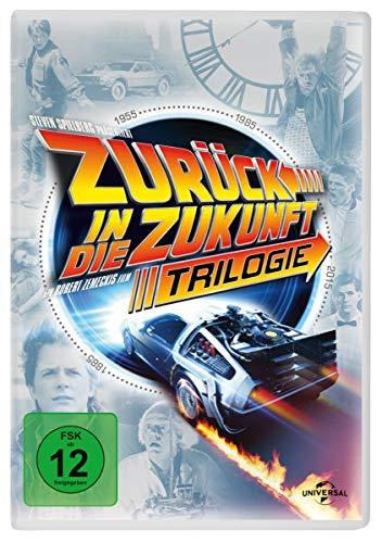 Zurück in die Zukunft - Trilogie (30th Anniversary Edition, 4 Discs) (Jahre Filme Dreißiger Der)