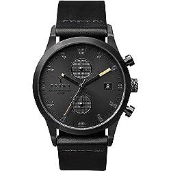 Triwa Watch - Sort of Black Chrono - Black Classic