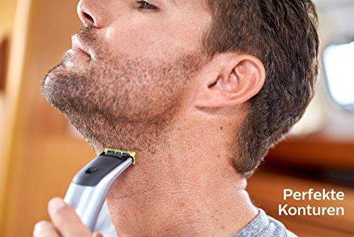Philips OneBlade Pro, Trimmen, Stylen, Rasieren / Präzisionskamm für 14 Längen Abbildung 3