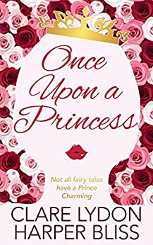 once-upon-a-princess-a-lesbian-royal-romance-english-edition