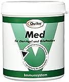 Quiko Med-Especialmente gewonnenes Oregano para pájaros Ornamentales y Carta Palomas a reforzar el immunsystems, Lata, 1er Pack (1x 250g)