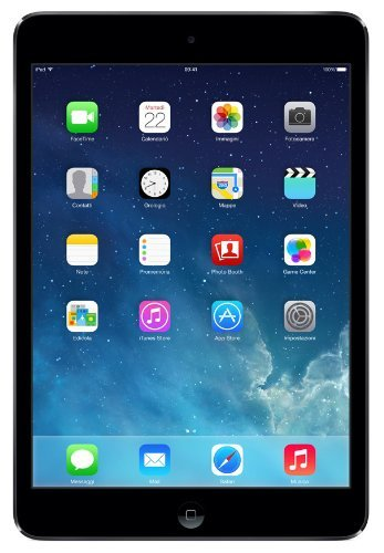 Apple iPad mini 2 WiFi + Cellular 32GB Spacegrau ME820TY - EU (Refurbished)