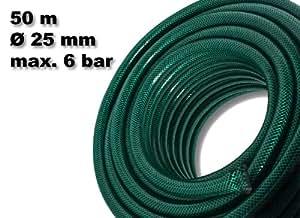 50m tuyau d 39 eau tuyau d 39 arrosage 25mm 1. Black Bedroom Furniture Sets. Home Design Ideas