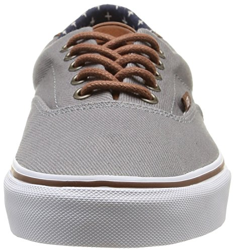 Vans U Era 59 T&l, Baskets Basses Mixte Adulte Gris (T&L/Frost Gray/Plus)