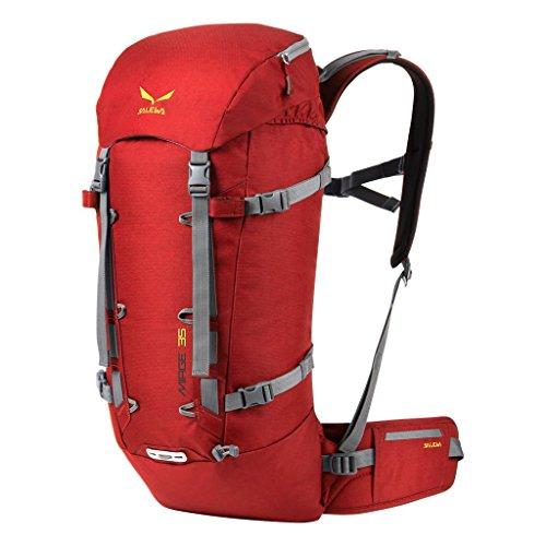 Alpine Touring-zubehör (SALEWA Erwachsene MIAGE Rucksack, Mars Red, 63 x 25 x 23 cm, 35 Liter, 00-0000001110)
