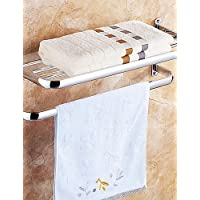 Bagno ripiani,specchio contemporanea finitura lucida materiale in acciaio inossidabile,Accessori bagno