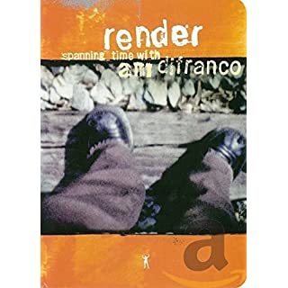 Render: Spanning Time With Ani DiFranco [DVD] [2011]