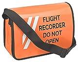Umhängetasche FLIGHT RECORDER DO NOT OPEN