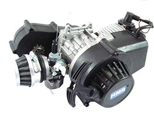 ortgetriebe - 49 ccm - 1A - Pocket Bike / Dirt Bike ()