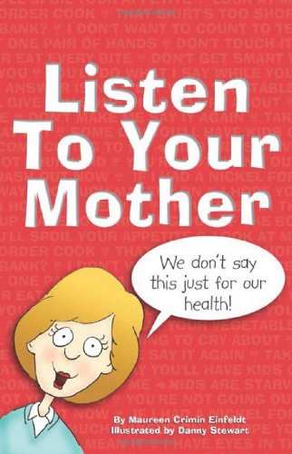 Listen to Your Mother: Volume 1 (Listen Too)