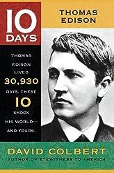 Thomas Edison (10 Days) by David Colbert (2008-09-02)