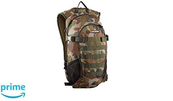Patriot Military Style Backpack Casual Daypack, 50 cm, 18 liters, Camouflage Caribee
