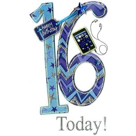 16Oggi. Happy Birthday (Oggi Ritratti)