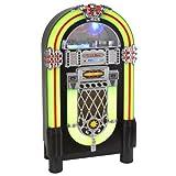La chaise longue Hollywood jukebox CD entrée auxiliaire pour iPhone/iPod/mp3 Multicolore...